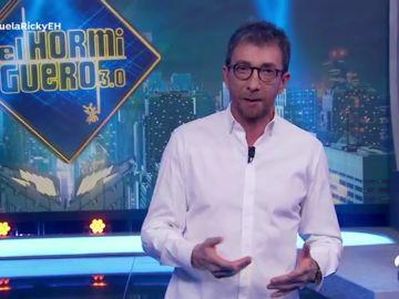 """Pablo Motos alerta del grave peligro de dormir mal: """"Es la forma de morir más rápido antes de tiempo"""""""