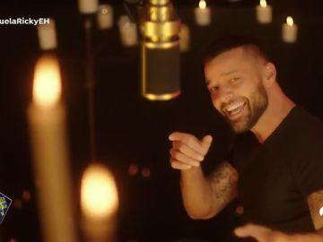 Exclusiva de Ricky Martin en 'El Hormiguero 3.0'