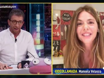 Disfruta de la entrevista completa a Manuela Velasco en 'El Hormiguero 3.0'