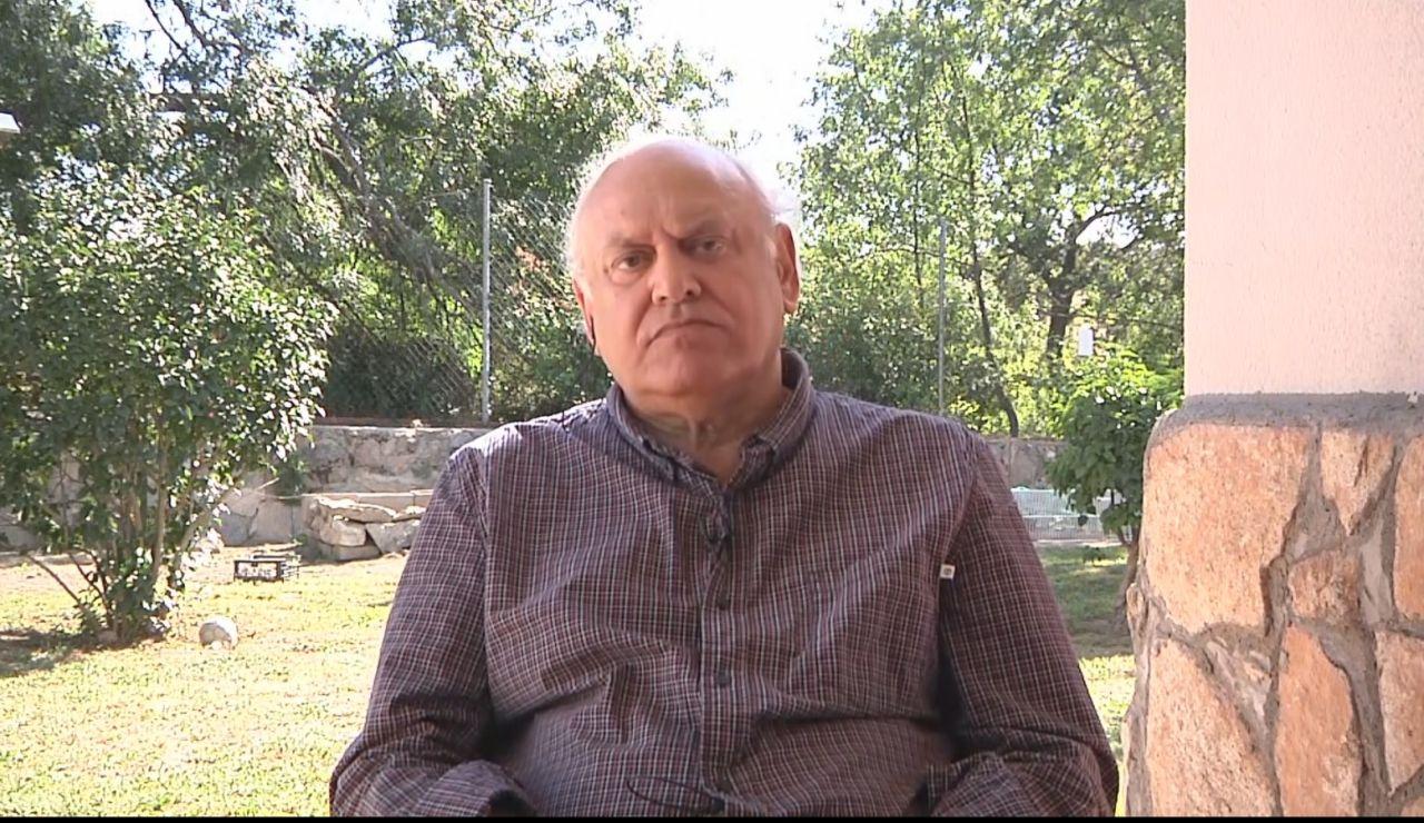 José Antonio Nieto, exjefe de riesgos laborales de la Policía Nacional
