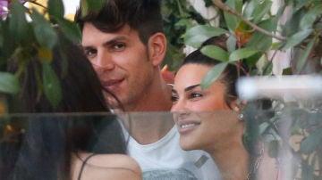 Diego Matamoros y Carla Barber