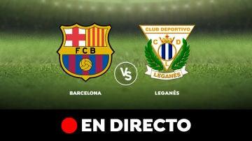 Barcelona Leganes Resultado Y Goles En Directo 2 0 Liga Santander