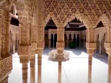 Reabre la Alhambra de Granada tras permanecer tres meses cerrada por el coronavirus