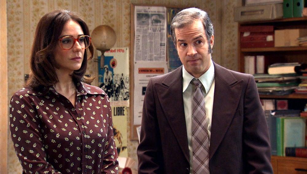 """Cristina, en una encrucijada tras la oferta de Ordóñez: """"Si traicionas a David, salvas a Guillermo"""""""