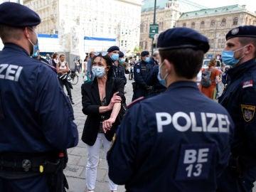 Policía de Viena
