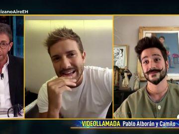 Disfruta de la entrevista completa a Camilo y Pablo Alborán en 'El Hormiguero 3.0'