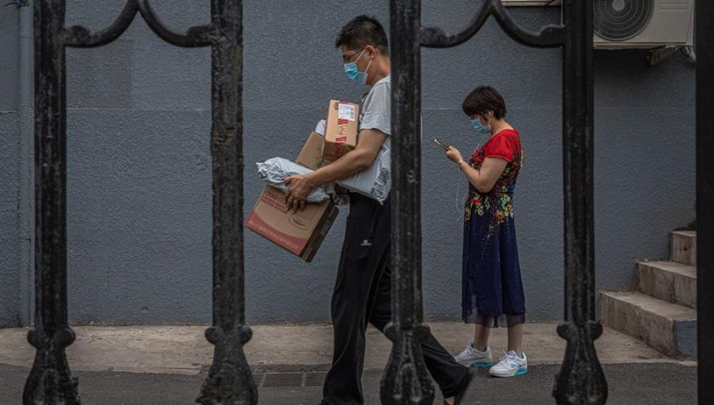 Nuevo rebrote en Pekin de coronavirus