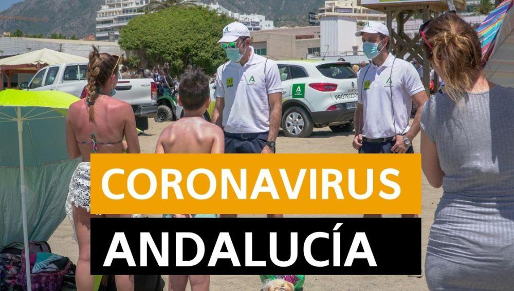 Última hora Andalucía: Nueva normalidad, fase 3 de desescalada del coronavirus en Andalucía y datos de hoy martes 16 de junio, en directo