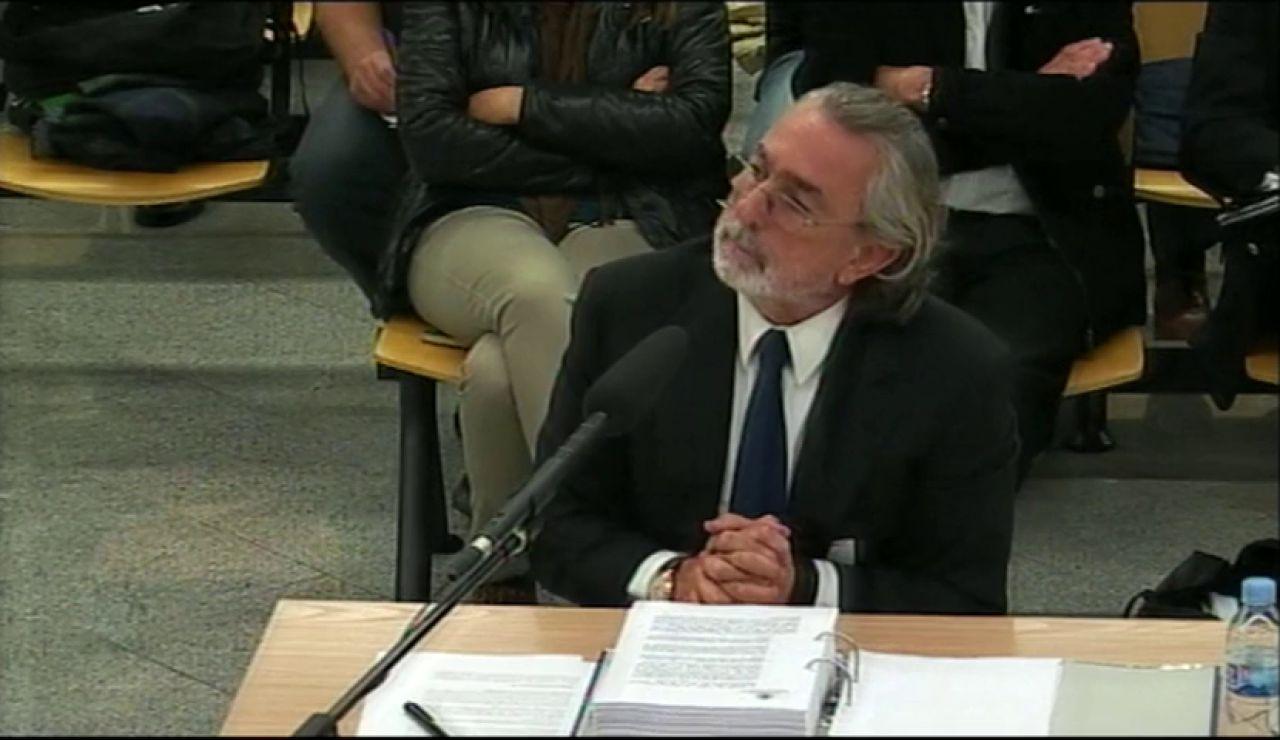 Juicio del caso Gürtel en la visita del Papa a Valencia en 2006, streaming en directo