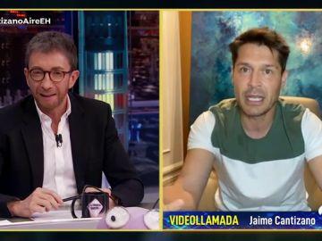 """La queja de Jaime Cantizano sobre la sociedad tras el coronavirus: """"Ahora toca la desescalada del odio"""""""
