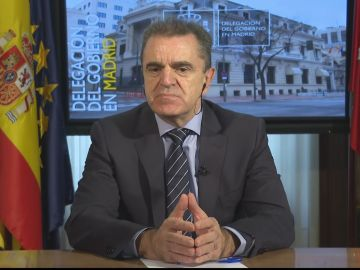 El delegado de Gobierno en Madrid sobre la 'madrileñofobia'