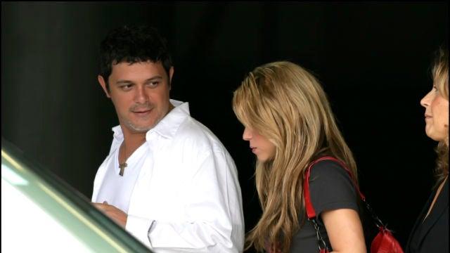 Alejandro Sanz y Shakira