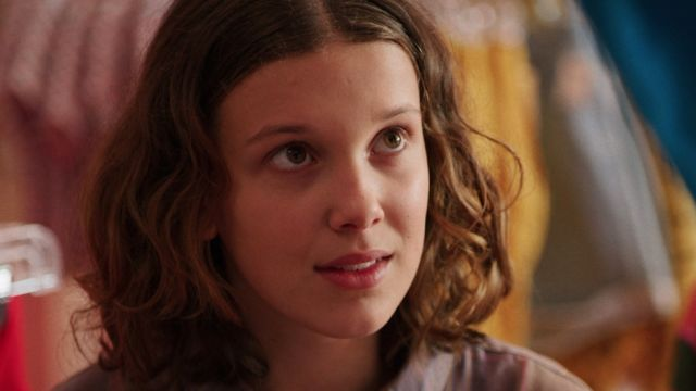 Millie Bobby Brown como Eleven en 'Stranger Things'