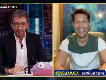 Disfruta de la entrevista completa a Jaime Cantizano en 'El Hormiguero 3.0'