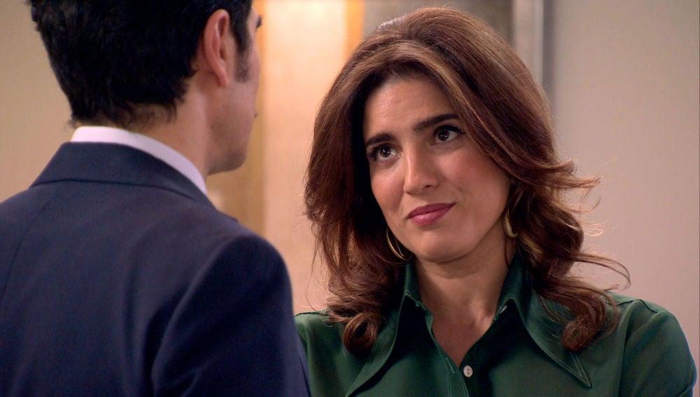 """Irene frena el coqueteo de Armando: """"Nos separa un abismo pero tenemos que trabajar juntos"""""""