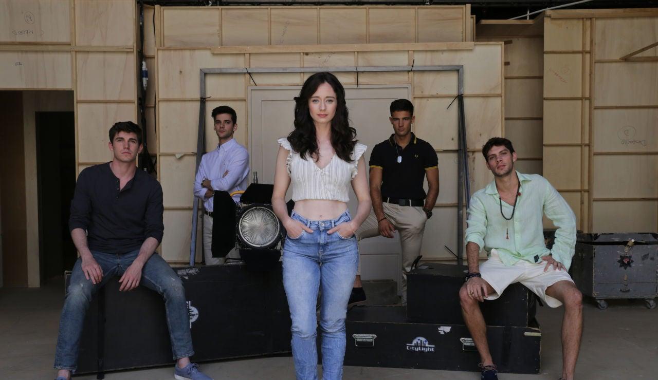 'Alba', nueva serie de Antena 3, completa su reparto e inicia su rodaje