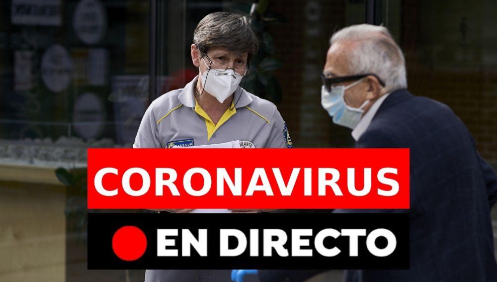 Coronavirus España hoy: Última hora de la fase 3 de desescalada y nueva normalidad, en directo