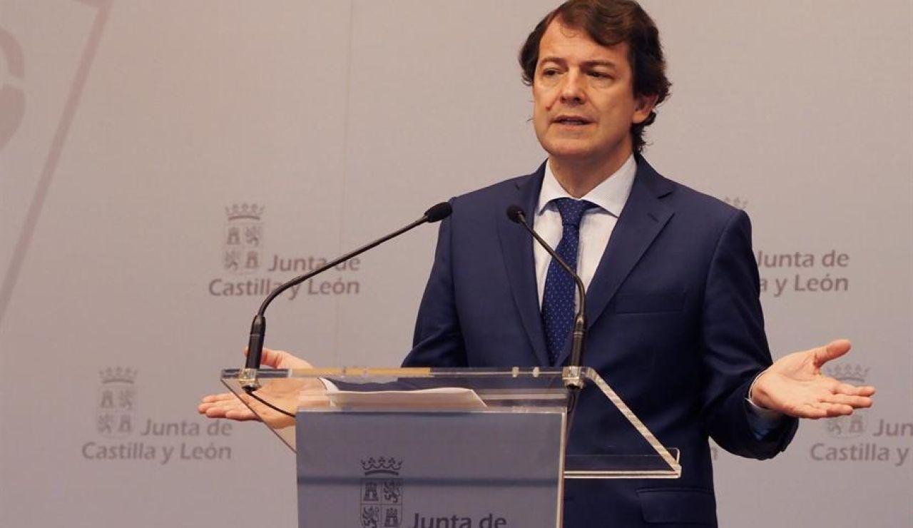 Pacto de reconstrucción de Castilla y León tras la pandemia de coronavirus