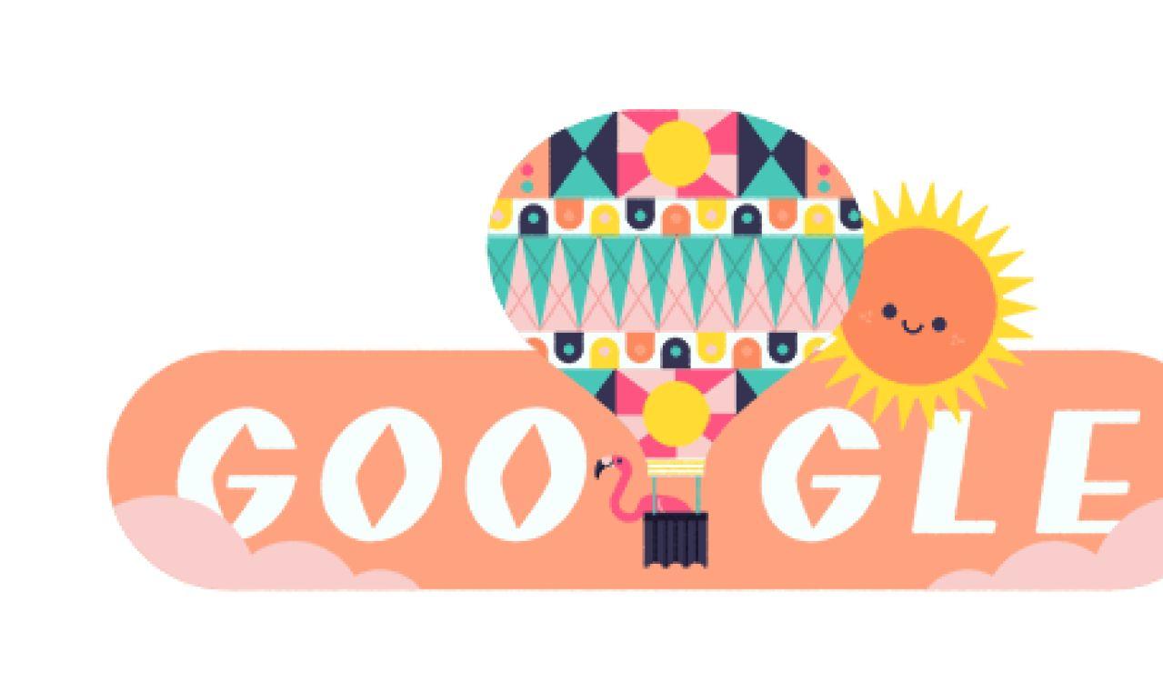 Verano 2020: Google para celebra la llegada del verano con un doodle