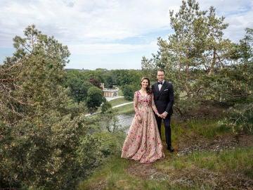 Victoria y Daniel en Solna, Suecia