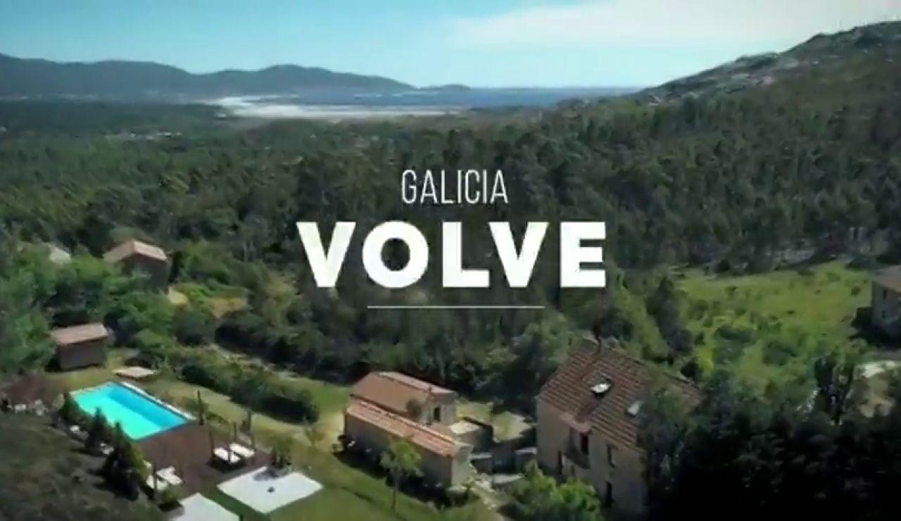 'Galicia volve', así es la campaña protagonizada po Benedicta para recuperar el turismo en Galicia tras el coronavirus
