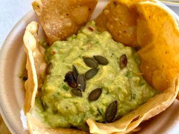 Guacamole Restaurante mexicano MX Roberto Ruiz