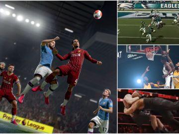 El Top 5 de los mejores videojuegos de deportes en PlayStation y PC