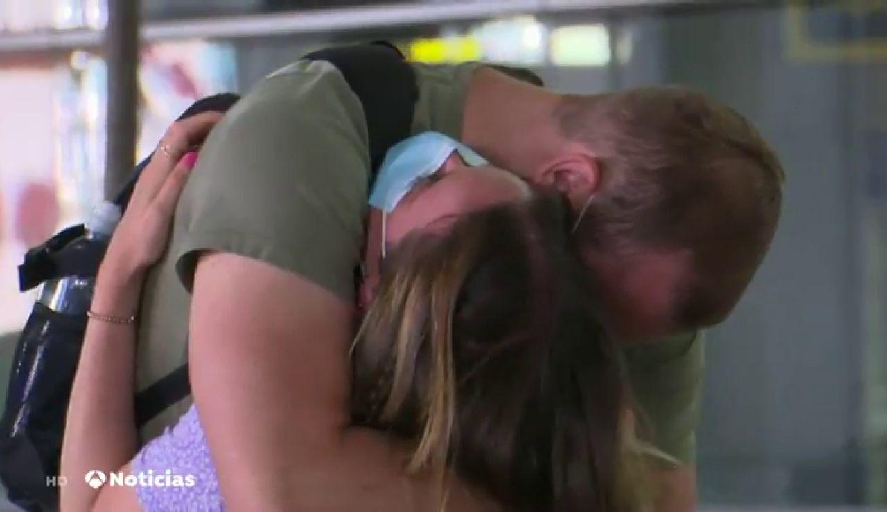 Los aeropuertos españoles comienzan a recobrar la normalidad tras el estado de alarma por coronavirus