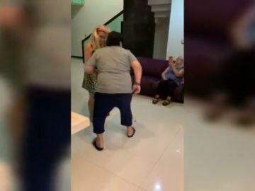Diego Armando Maradona, en el centro de la polémica por enseñar el trasero en un vídeo