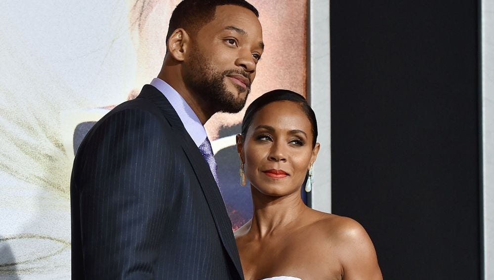 Will Smith y su mujer Jada Pinkett Smith