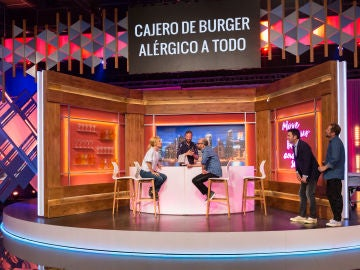 Cayetana Guillén Cuervo vive las tres peores citas de su vida en 'Improvisando'
