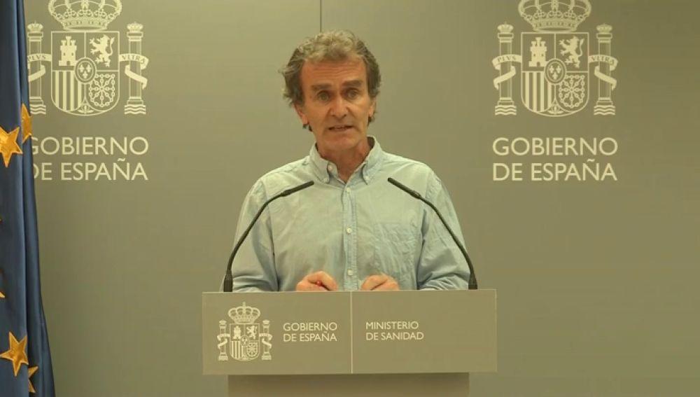 """Fernando Simó, sobre el brote de coronavirus en Huesca: """"Hay riesgo de que se traspase a Lleida"""""""