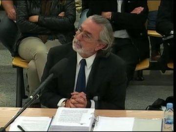 Francisco Correa en el juicio por la trama Gurtel