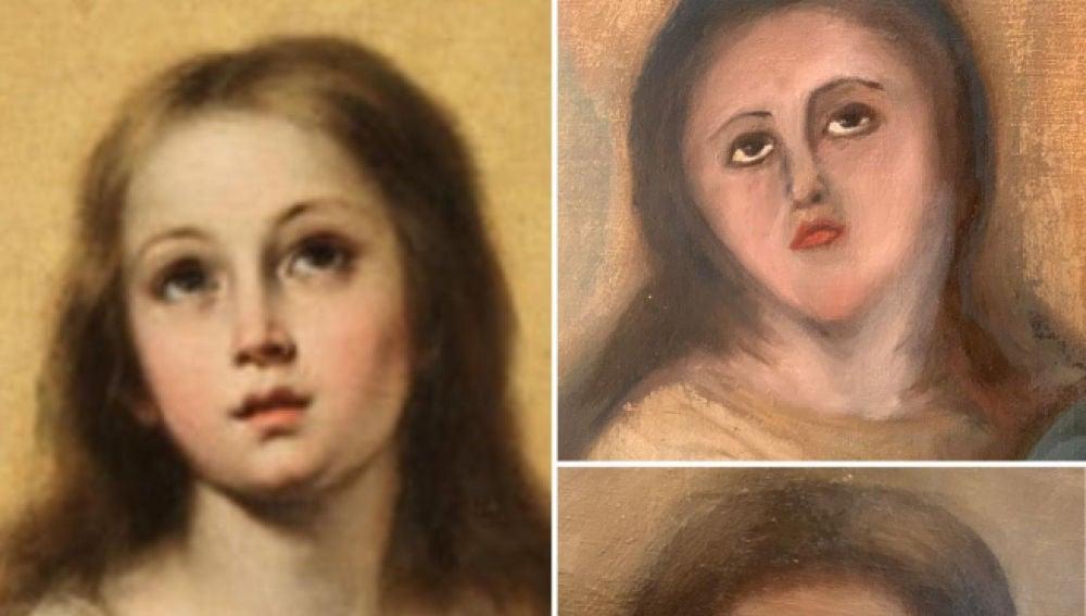 El nuevo 'Ecce Homo' de una Inmaculada de Murillo