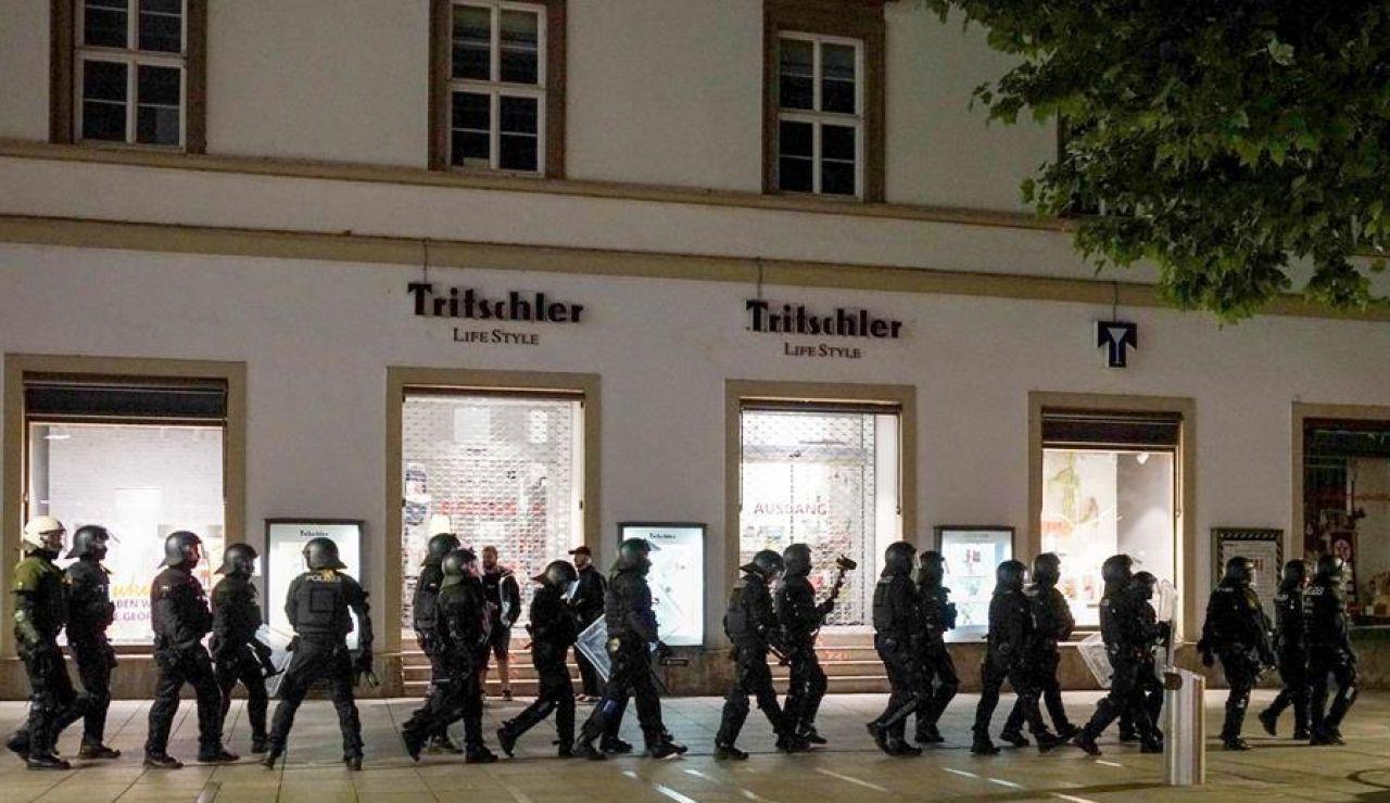 Incidentes Stuttgart