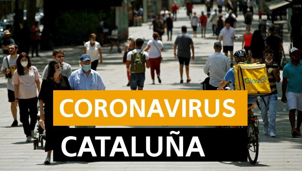 Última hora Cataluña: Nueva normalidad por el coronavirus y datos de hoy lunes 22 de junio, en directo