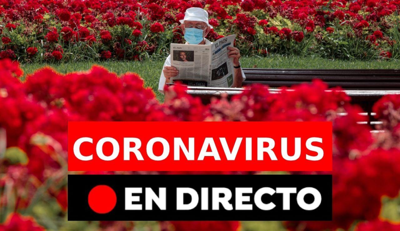 Coronavirus España: Última hora de la nueva normalidad, en directo