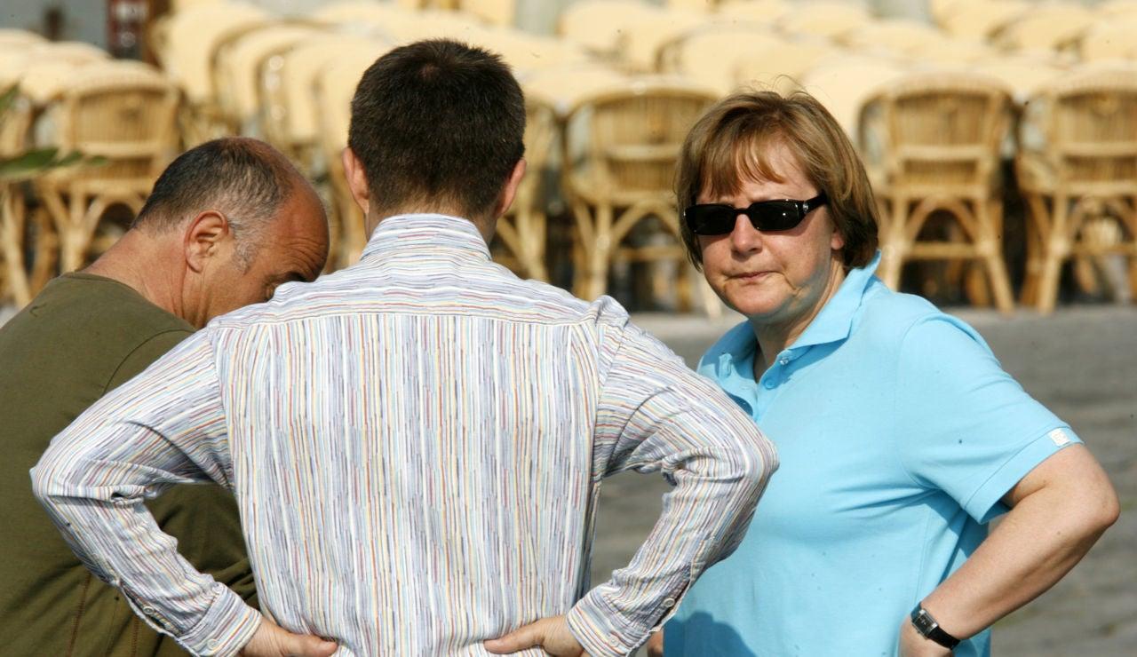 """La Gomera invita a Angela Merkel a volver de vacaciones a la isla: """"Estimada canciller..."""""""