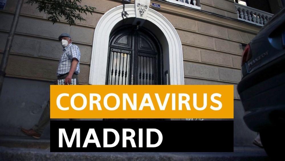 Última hora Madrid: Nueva normalidad por el coronavirus y datos de hoy lunes 22 de junio, en directo