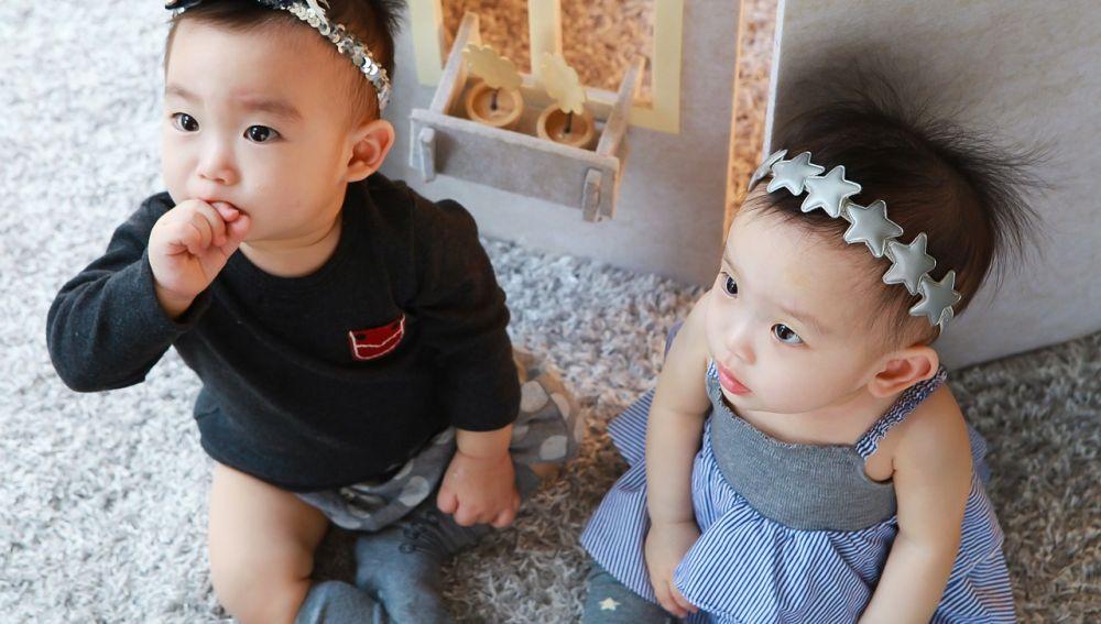 Hermanos gemelos (archivo)