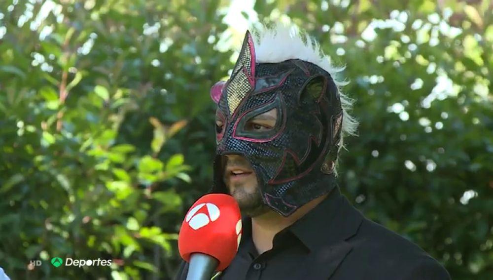 """Black Avalon y Red Amethys, los gemelos enmascarados del Wrestling: """"Cuando esto pase, te partiré la cara"""""""