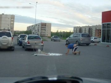 Caida en Rusia