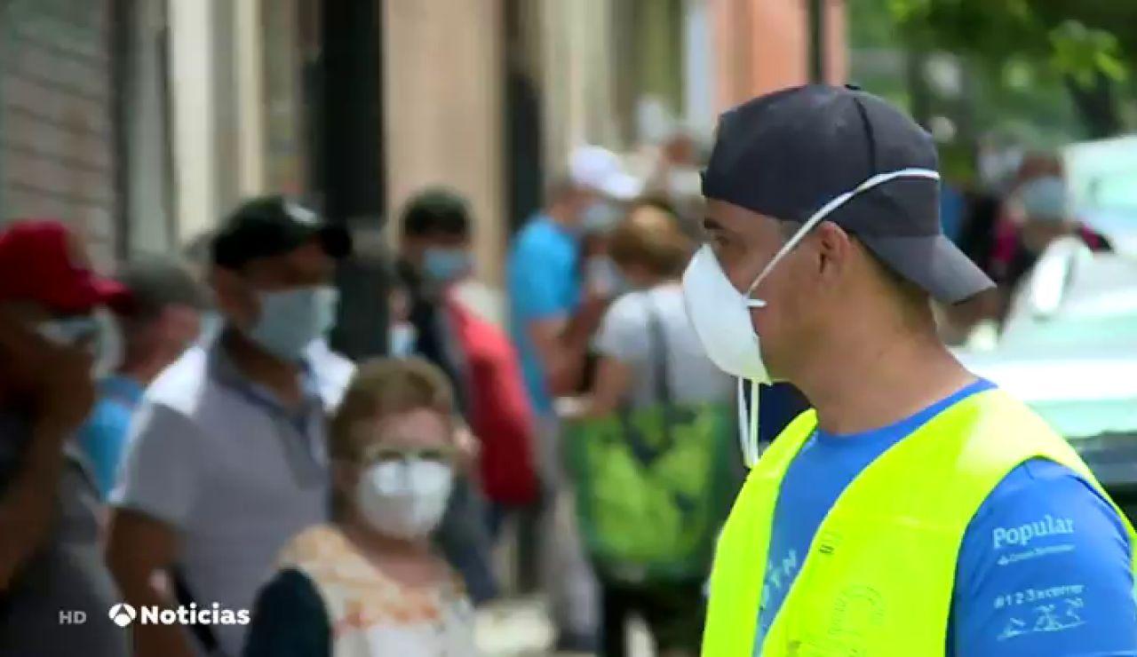 Intermon Oxfam calcula que el número de pobres en España crecerá en 700.000 personas tras la pandemia del coronavirus