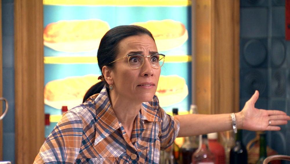 Manolita se enfrenta en primera persona al ladrón de 'El Asturiano'