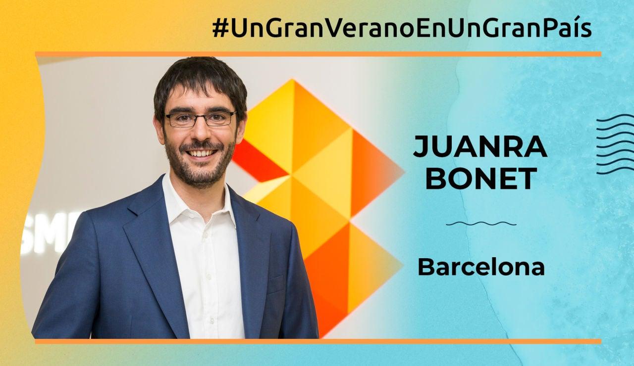 Juanra Bonet - Barcelona