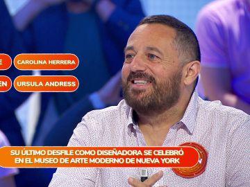 """Pepón Nieto, ovacionado tras una jugada extraordinaria en 'Una de Cuatro': """"¡Haz 'El Rosco'!"""""""