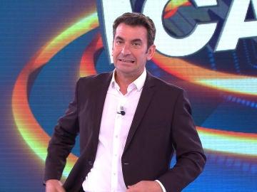 """""""Me ha puesto un ultimátum"""": Arturo Valls se desahoga en '¡Ahora Caigo!' sobre sus íntimos problemas en casa"""
