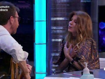 ¡En directo! Jeanette enamora cantando 'Soy rebelde' con Pablo Motos a la guitarra en 'El Hormiguero 3.0'