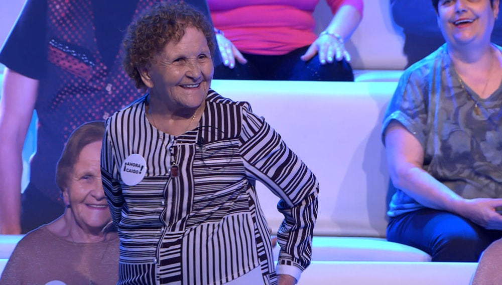 Los divertidos bailes de Plamira Gogó en '¡Ahora Caigo!' a ritmo de reggaetón