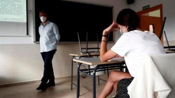 Comienza la EBAU del año del coronavirus